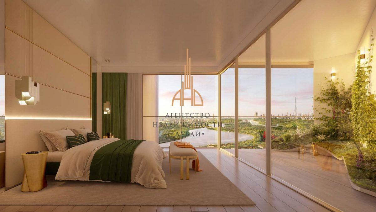 Начались продажи апартаментов в одной из самых высоких башен Дубая