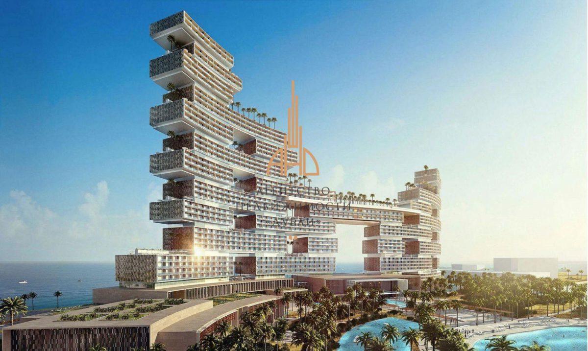 Стоимость самого дорогого пентхауса в Дубае составляет 49 миллионов долларов