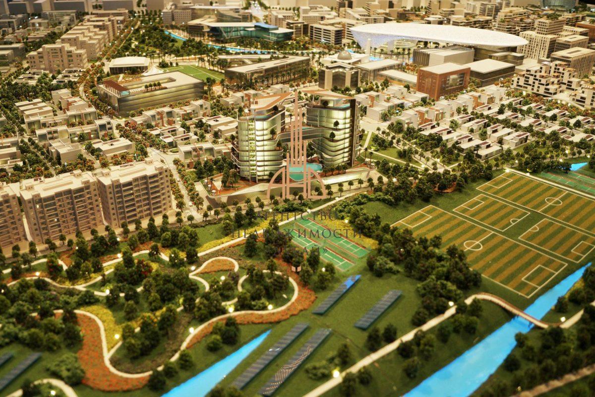 Новый проект от Dubai South